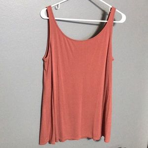 Eileen Fisher 100% Silk Tank sz M